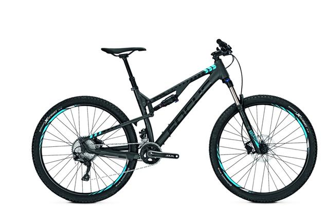 FOCUS Mountainbike Spine - ELITE (2017)