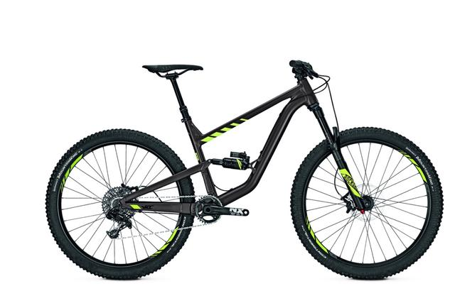 FOCUS Mountainbike Vice - FACTORY (2017)