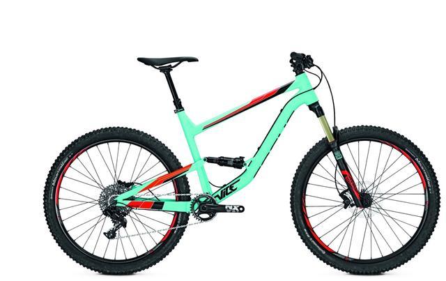 FOCUS Mountainbike Vice - SL (2017)