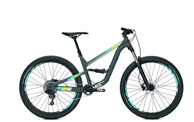 FOCUS Mountainbike Vice - PRO (2017)