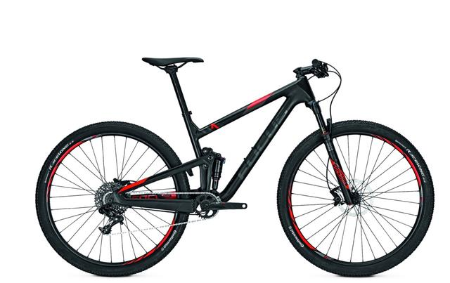 FOCUS Mountainbike O1E - EVO (2017)