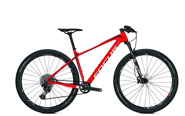 FOCUS Mountainbike Raven - MAX TEAM (2017)