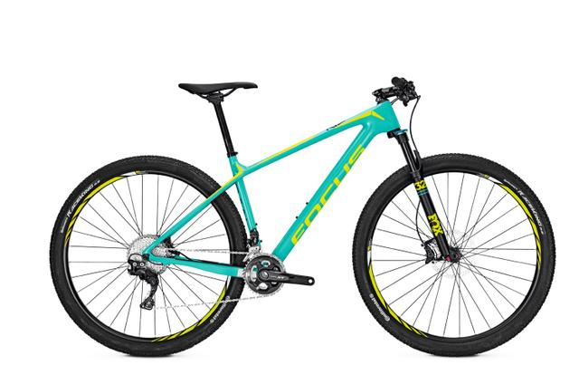 FOCUS Mountainbike Raven - LITE (2017)