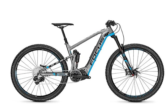 FOCUS E-Mountainbike Jam2 - PLUS PRO (2018)
