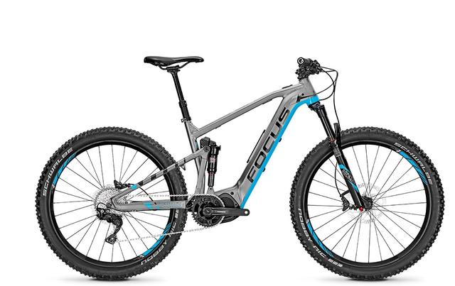 FOCUS E-Mountainbike Jam2 - PLUS (2018)