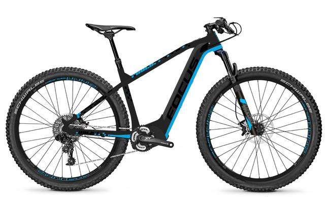 FOCUS E-Mountainbike Bold2 - PLUS PRO