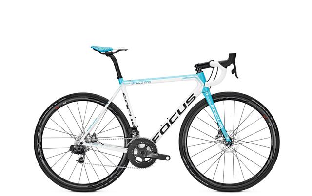 FOCUS Rennrad Race Izalco Max - DISC TEAM (2017)