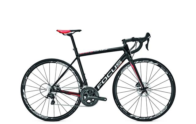 FOCUS Rennrad Performance Cayo - DISC ULTEGRA (2017)