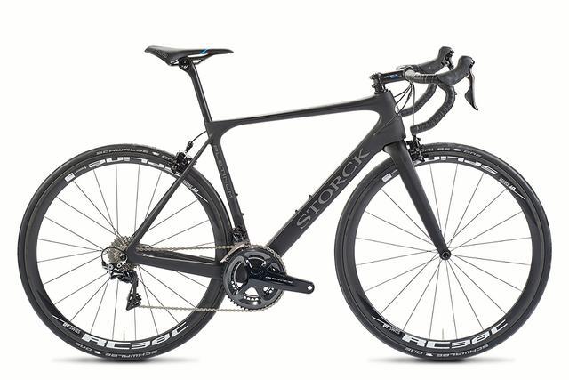 Storck Rennrad - Fascenario 3 PLATINUM G1 - Ultegra Di2 Größe M sofort verfügbar (Preis ohne Laufradsatz)