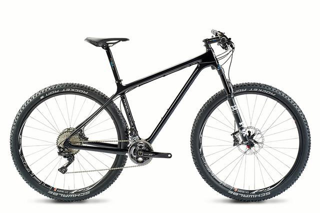 Storck Mountainbike - Rebel Nine - PRO G3 mit Shimano XT 2017