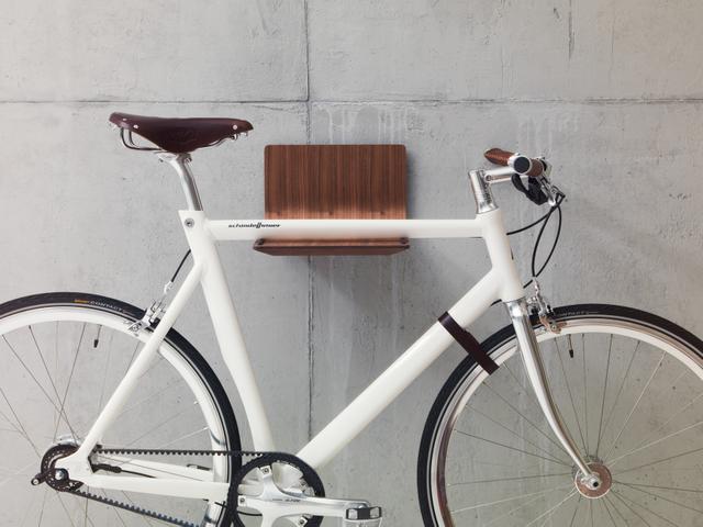 Schindelhauer Zubehör - Fahrrad-Wandhalter