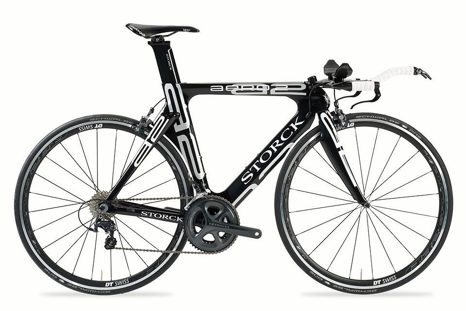 Storck Triathlonbike - Aero2 COMP G2 mit Shimano 105 TT bei finest ...