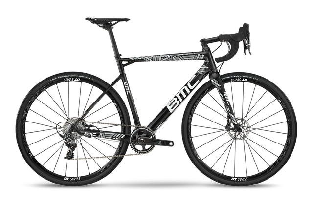 BMC Cyclocrossrad Crossmachine CX01 - ONE mit SRAM Force (2018)