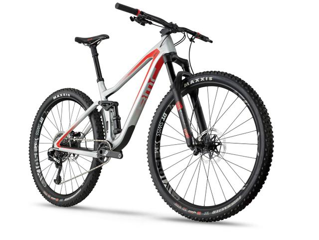 BMC Mountainbike Trail-Series Speedfox 01 - ONE mit SRAM XO1 Eagle (2018) Größe M