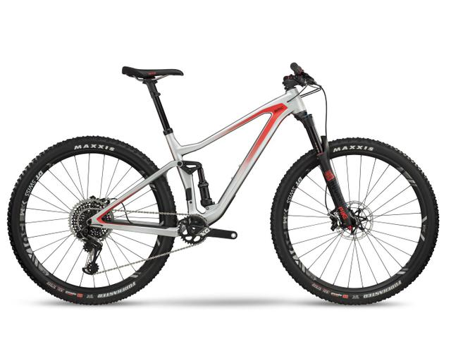 BMC Mountainbike Trail-Series Speedfox 01 - ONE mit SRAM XO1 Eagle (2018)