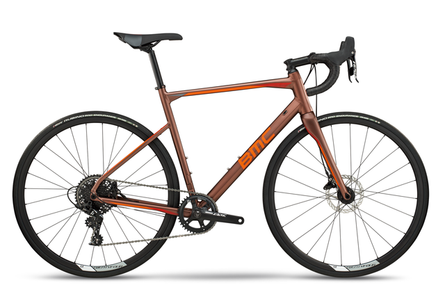 BMC Rennrad Endurance Roadmachine 03 - THREE mit SRAM Apex
