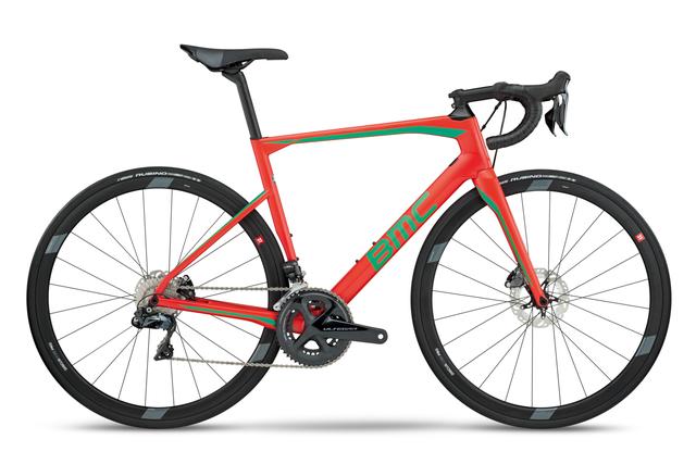 BMC Rennrad Endurance Roadmachine - 02 ONE mit Shimano Ultegra Di2