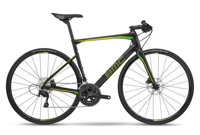 BMC Rennrad Endurance Roadmachine - 02 FB mit Shimano 105