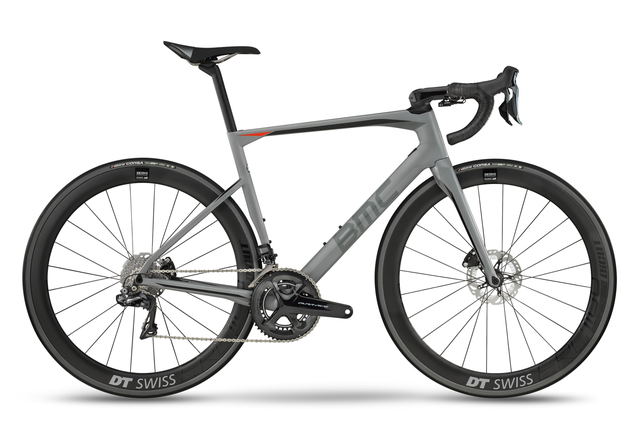 BMC Rennrad Endurance Roadmachine 01 - ONE mit Shimano Dura Ace Di2 (2018)