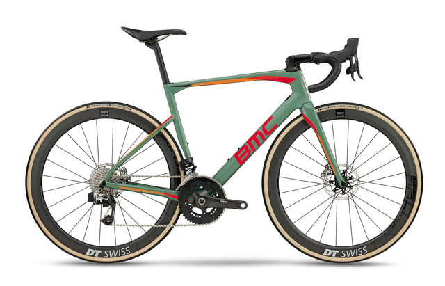 BMC Rennrad Endurance Roadmachine 01 - TWO mit SRAM Red eTap (2018)