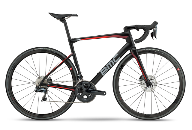 BMC Rennrad Endurance Roadmachine 01 - THREE mit Shimano Ultegra Di2 (2018)