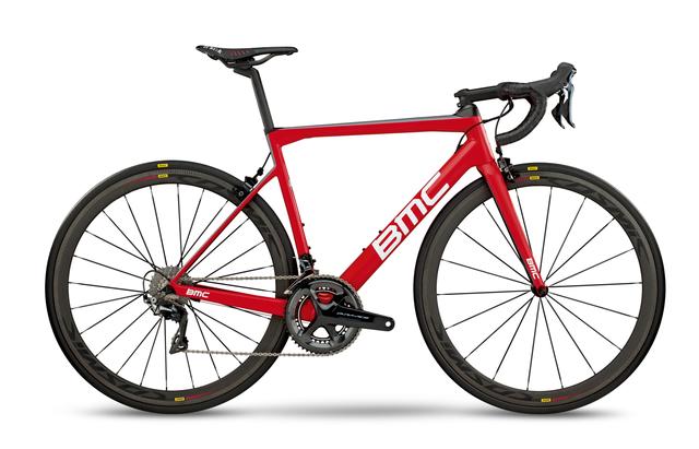 BMC Rennrad Altitude-Series Teammachine SLR01 - TEAM - mit Dura Ace Di2 (2018) leider ausverkauft