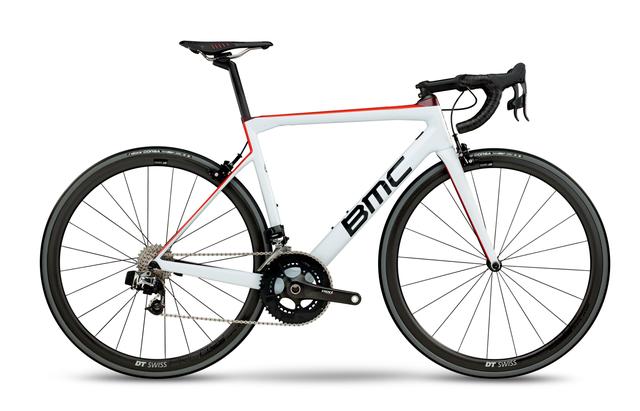 BMC Rennrad Altitude-Series Teammachine SLR01 - ONE - mit SRAM Red eTap (2018) leider ausverkauft