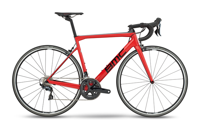 BMC Rennrad Altitude-Series Teammachine SLR01 - THREE - mit Shimano Ultegra (2018)