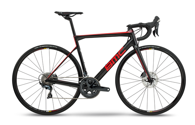 BMC Rennrad Altitude-Series Teammachine SLR02 - Disc TWO mit Shimano Ultegra (2018)