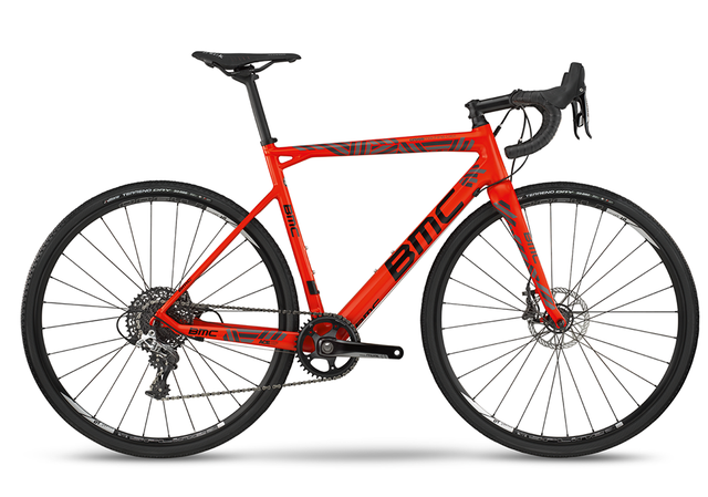 BMC Cyclocrossrad Crossmachine CX01 - TWO mit SRAM Rival (2018)