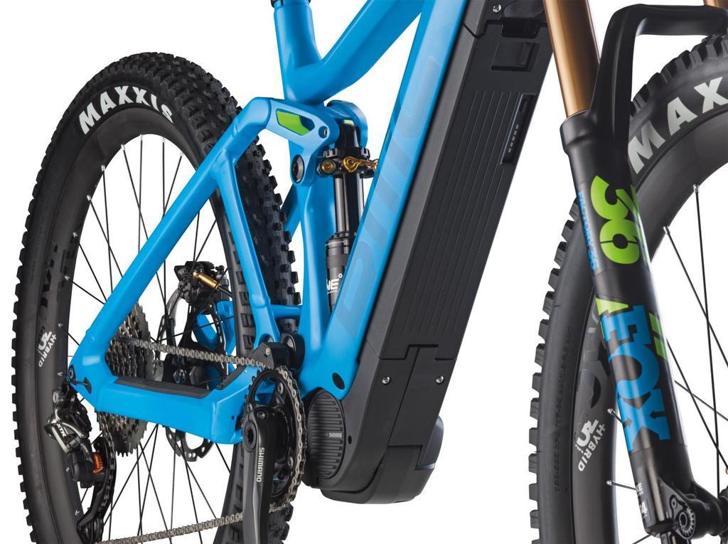 BMC Mountainbike E-MTB Trailfox AMP 01 LTD bei finest-bikes in ...