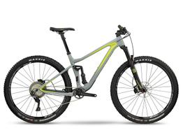 BMC Mountainbike Trail-Series Speedfox 02      THREE mit Shimano SLX (2018)