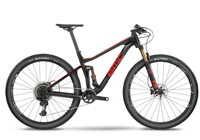 BMC Mountainbike Crosscountry-Series Agonist 01 - ONE - mit SRAM XX1 Eagle 2018