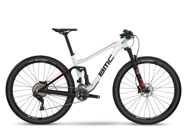 BMC Mountainbike Crosscountry-Series Agonist 02 - ONE - mit Shimano XT 2018