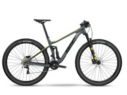 BMC Mountainbike Crosscountry-Series Agonist 02      TWO - mit Shimano Deore / XT 2018