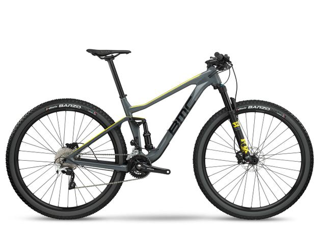 BMC Mountainbike Crosscountry-Series Agonist 02 - TWO - mit Shimano Deore / XT 2018