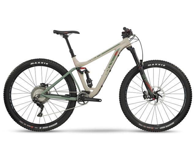 BMC Mountainbike AM Trailfox 03 - ONE mit Shimano XT (2018)