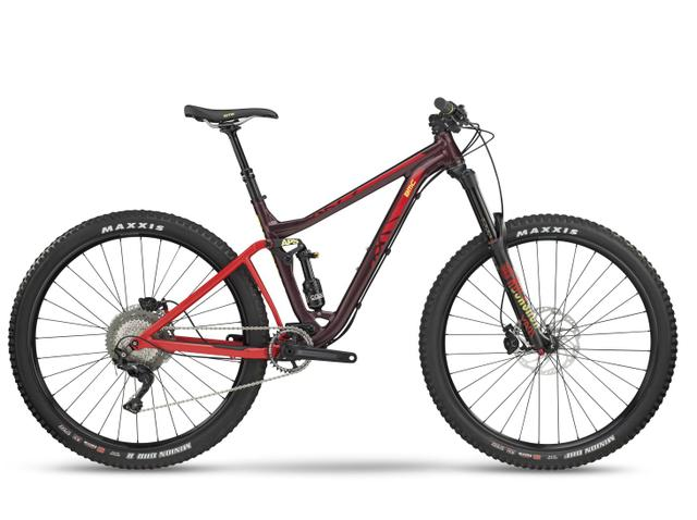 BMC Mountainbike AM Trailfox 03 - TWO mit Shimano SLX (2018)