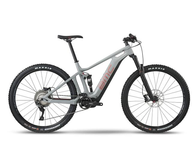 BMC Mountainbike E-MTB Speedfox AMP - 01 THREE