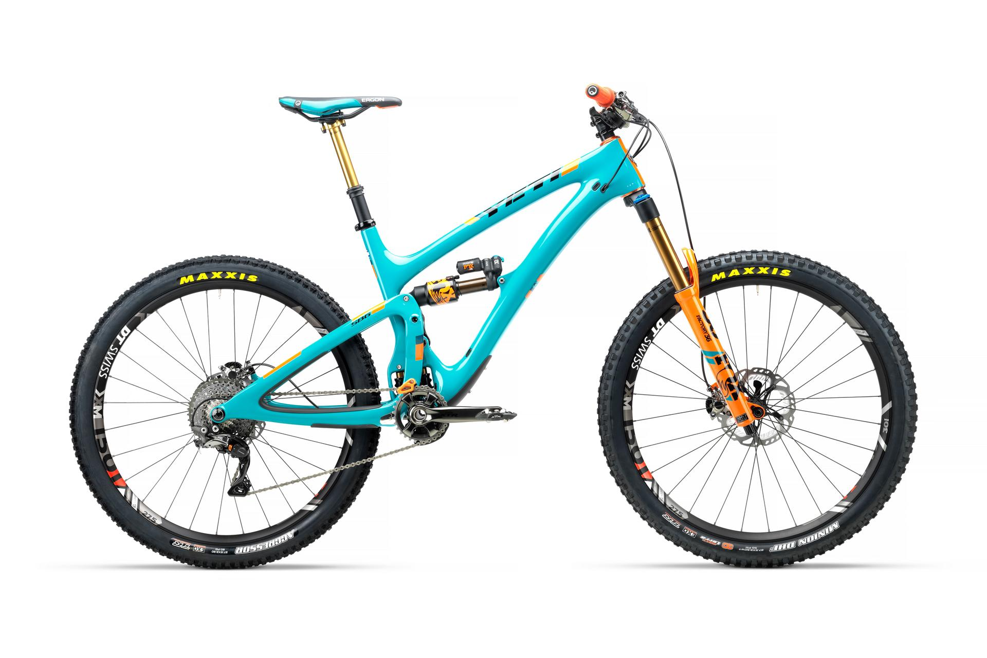 Yeti SB6 TR - Team Replica - 2018