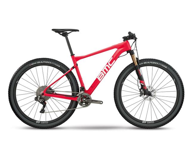 BMC Mountainbike XC Teamelite 01 - TEAM mit XTR Di2 (2018)