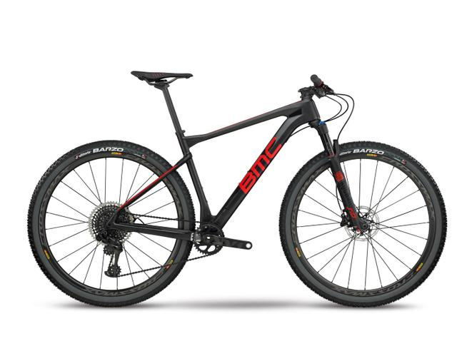 BMC Mountainbike XC Teamelite 01 - ONE mit XX1 Eagle (2018)