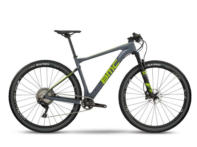 BMC Mountainbike XC Teamelite 01 - THREE mit Shimano XT (2018)