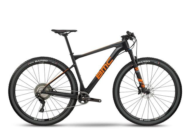 BMC Mountainbike XC Teamelite 02 - ONE mit Shimano XT (2018)