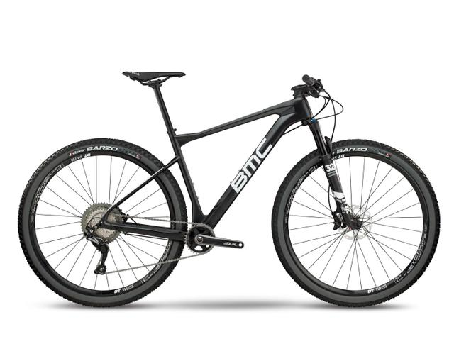 BMC Mountainbike XC Teamelite 02 - TWO mit Shimano SLX (2018)