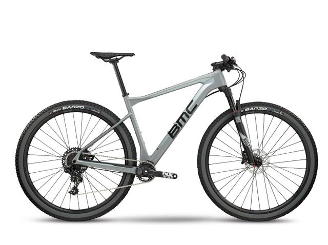 BMC Mountainbike XC Teamelite 02 - THREE mit Shimano NX (2018)
