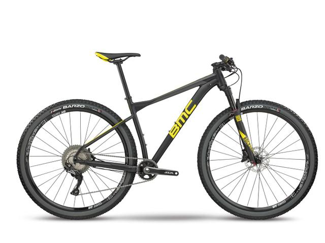 BMC Mountainbike XC Teamelite 03 - ONE mit Shimano SLX (2018)