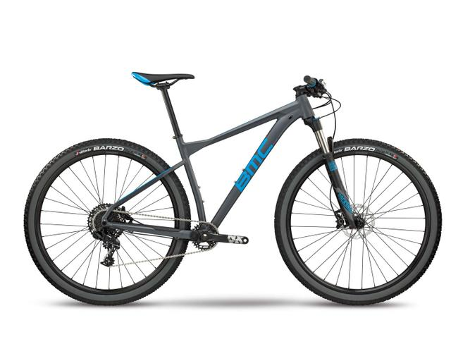BMC Mountainbike XC Teamelite 03 - TWO mit SRAM NX (2018)