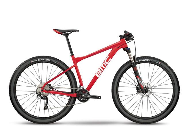 BMC Mountainbike XC Teamelite 03 - THREE mit Shimano Deore (2018)