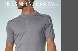 Beispielfoto SS Merino Jersey, Beispielbilder, ggf. teilweise mit Sonderausstattung